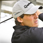 Stock pic: Chis Hanson, Golfer of Woodsome Hall GC.
