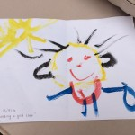 Jess's picture of me :-)