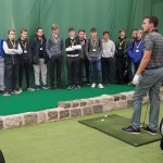 Short game clinic