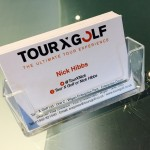 Get in touch for the Tour Player experience!