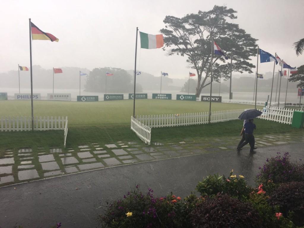 Argh - more rain!