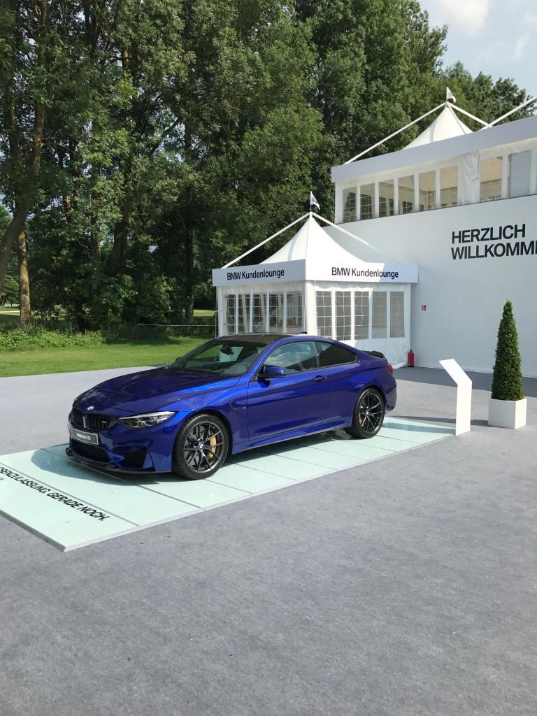 New BMW M4