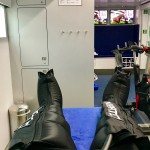 Leg recovery - compression